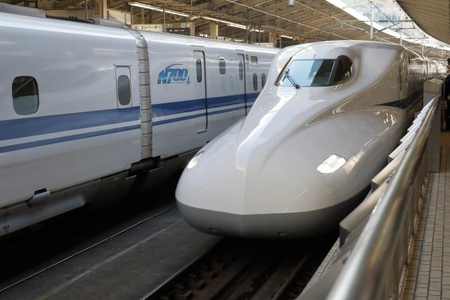 三島駅から新幹線通勤